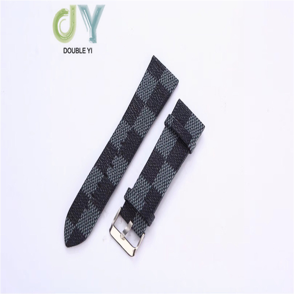 Checkerboard Plaid Watch Bracelet  For Apple Watch Band 38/42mm Luxury Watch Accessories For IWatch Strap