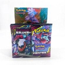 Trading Card Game Pokemon Spanish Escudo Espada Coleção Brilhando Caixa de Energia Cartão De Vmax Trainer Cartões de Tag Team 324 pçs/set Brinquedos