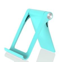 Creative Mobile Phone Tablet Desktop Stand Live Flat Folding Lazy Video Ipad Desk  Laptop Holder