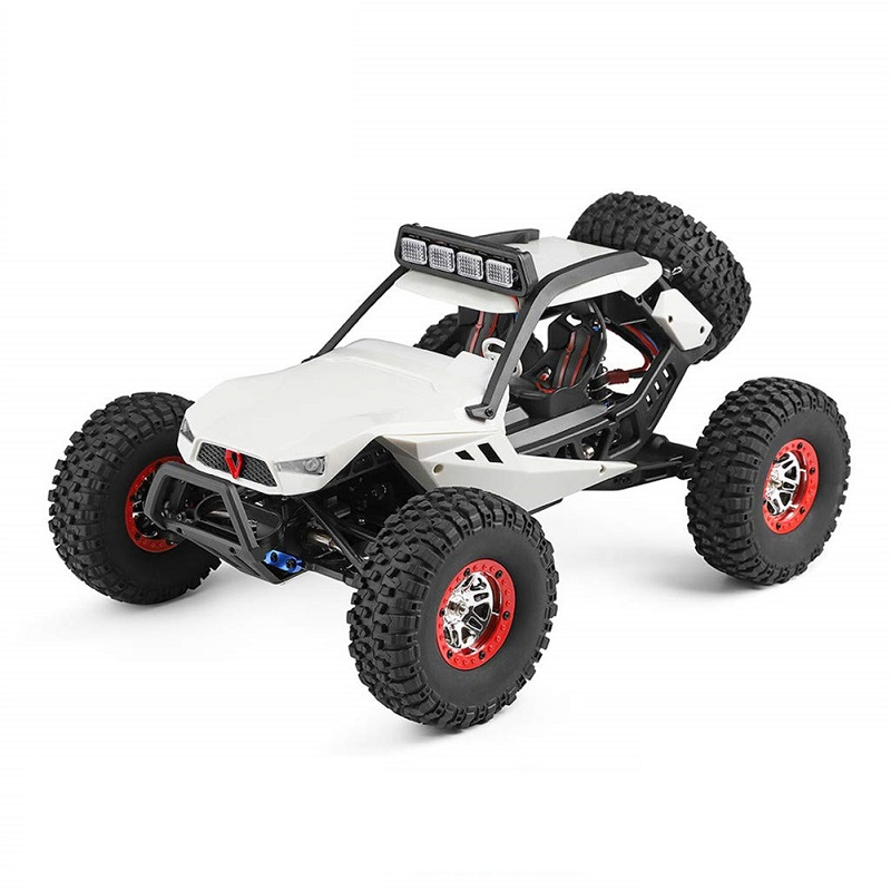 RCtown Wltoys 12429 4WD 1/12 Electric Climbing High-speed Off-road Vehicle Simulation Car Remote Car