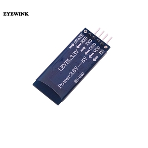 Image 2 - 10Pcs SPP C for Arduino Bluetooth Serial Port Wireless Data Module Compatible SPPC Bluetooth 2.1+EDR Replace HC 05 HC 06 AT BT06