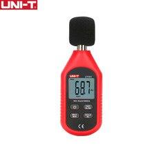 UNI-T UT353 уровень звука измеритель шума измерительный инструмент дБ метр 30~ 130dB мини аудио децибельный монитор