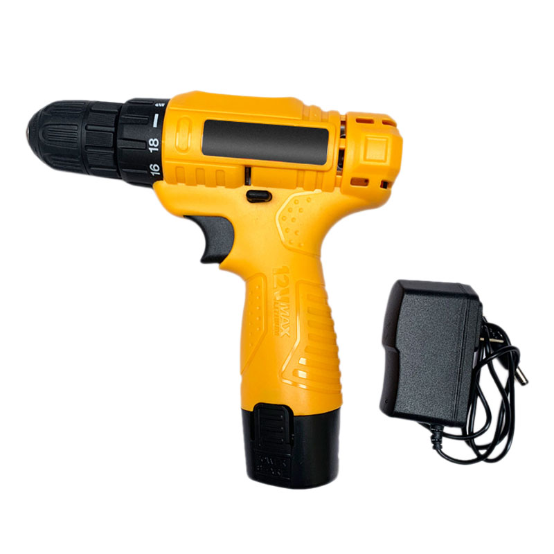 4.5NM Electric Cordless Screwdriver Household Mini Drill Power Driver Tool