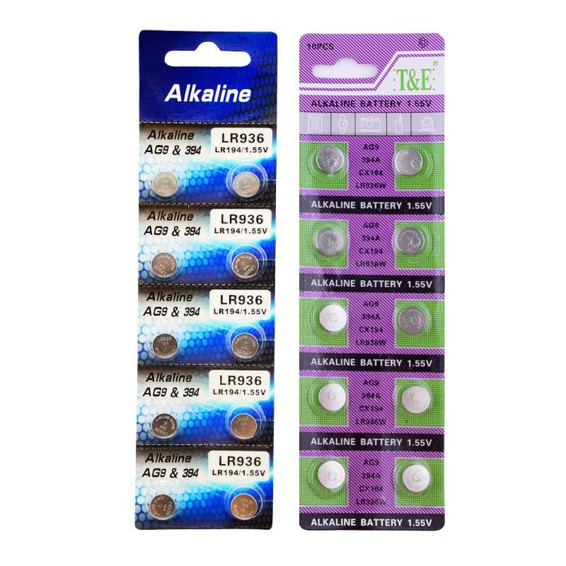 Lithium Button Coin Cell 3V Battery CR2016 2025 2032 LR44 1.5v Alkaline Premium