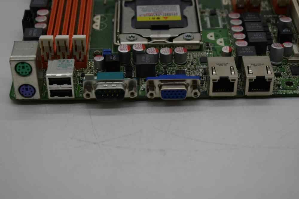 Для ASUS Z8NA-D6C LGA1366 DDR3 X58 ATX оригинальная б/у материнская плата