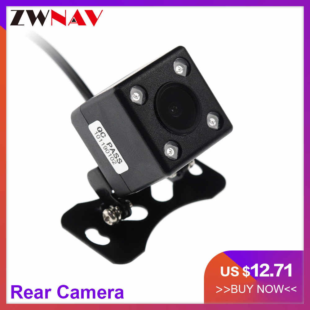 HD night vision Car Rear View Camera Reversa Cor Backup Câmera de estacionamento S5 32*79mm para Haima 2014