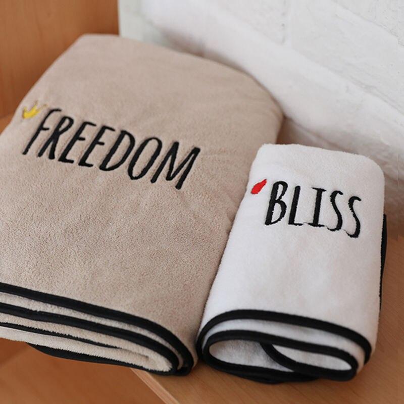 Towel Bath Towel Adult Suit Soft Absorbent Men And Women Non-Thick Cotton Extra-large No. Infants Children