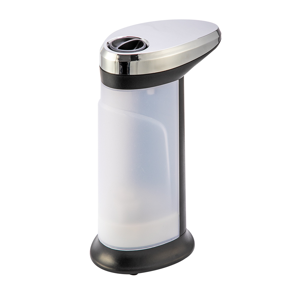 H017f6b1ed8764c409a0ad0e56e13ccd3L Touchless Liquid Soap Dispenser Smart Sensor Hands-Free Automatic Soap Dispenser Pump For Bathroom Kitchen 400ML