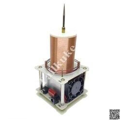 Sprzedaż bezpośrednia muzyczny transformator tesli izolowane oświetlenie głośnik tubowy plazmy