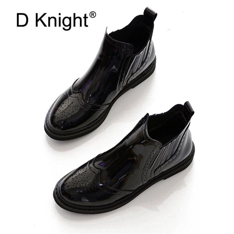 Big Size Chelsea Boots Women Quality