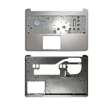 Новый серебристый чехол для ноутбука Dell Inspiron 15 7537 07R6TG, верхний чехол-подставка/нижний чехол, чехол C и D