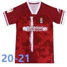 Домашняя футбольная рубашка 20 21 fc Картахена галлар 10 булька