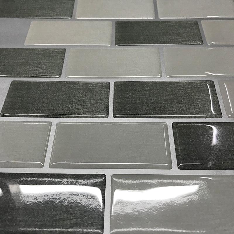Backsplash Tile Stickers Each Pack Of