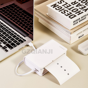 Image 4 - Paperang C1 Max 112mm Mini cep fotoğraf termal yazıcı taşınabilir termal Bluetooth yazıcı mobil Android iOS telefon Windows