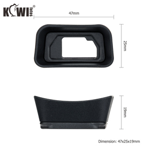 Image 5 - Camera Eyecup Viewfinder Eyepiece for Olympus OM D E M10 Mark III E M5 Mark III E M10 Mark II E M5 Mark II Replaces EP 16 EP 15