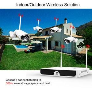 Image 5 - Беспроводная система видеонаблюдения, 8 каналов, 1080P, ТБ, Фотокамера, 2 МП, сетевой видеорегистратор