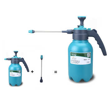 New 2L Hand Pressure Trigger Sprayer Bottle Garden Spray Bottle Plant Irrigation Watering Can Sprayer Adjustable Nozzle He - DISCOUNT ITEM  45 OFF Home & Garden