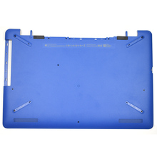 цена на New Original Laptop Bottom Base Bottom Case Cover For HP Pavilion 17-BS 17T-BS 17-AK 17Z-AK  Marine Blue 926496-001