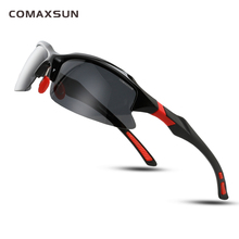 COMAXSUN Professional Polarized Cycling Glasses Bike Bicycle Goggles Driving Fishing Outdoor