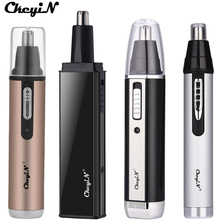 USB Rechargeable Wireless Nose Ear Cleaner Hair Trimmer for Men Trimer Ear Face