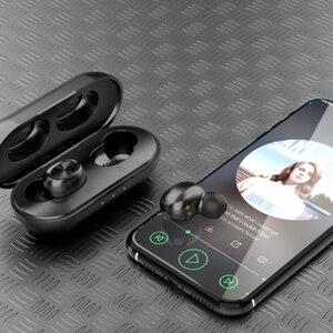 Image 5 - JIMARTI L7 Bluetooth אוזניות סטריאו אלחוטי רעש HIFI צליל ספורט אוזניות דיבורית משחקי אוזניות עם מיקרופון עבור טלפון