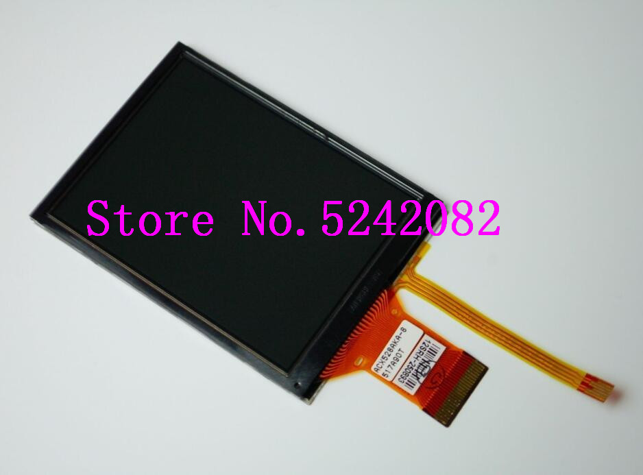 New LCD Screen Display For Sony DCR-HC25 HC17E HC19E HC20E HC21E HC22E HC23E H24E With Touch Camera