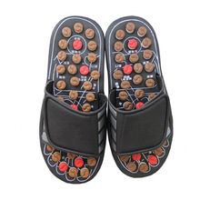 Massage-Shoes Slipper Pedicure Chinese-Medicine Accupressure Mens Home New Acupoint Spring