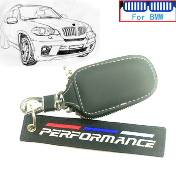 Lastest design M performance car key ring sticker for bmw E30 E36 E38 E39 E46 E60 E61 E70 E71 E87 E90 E83 F10 F20 F30 M3 M5 M4 image
