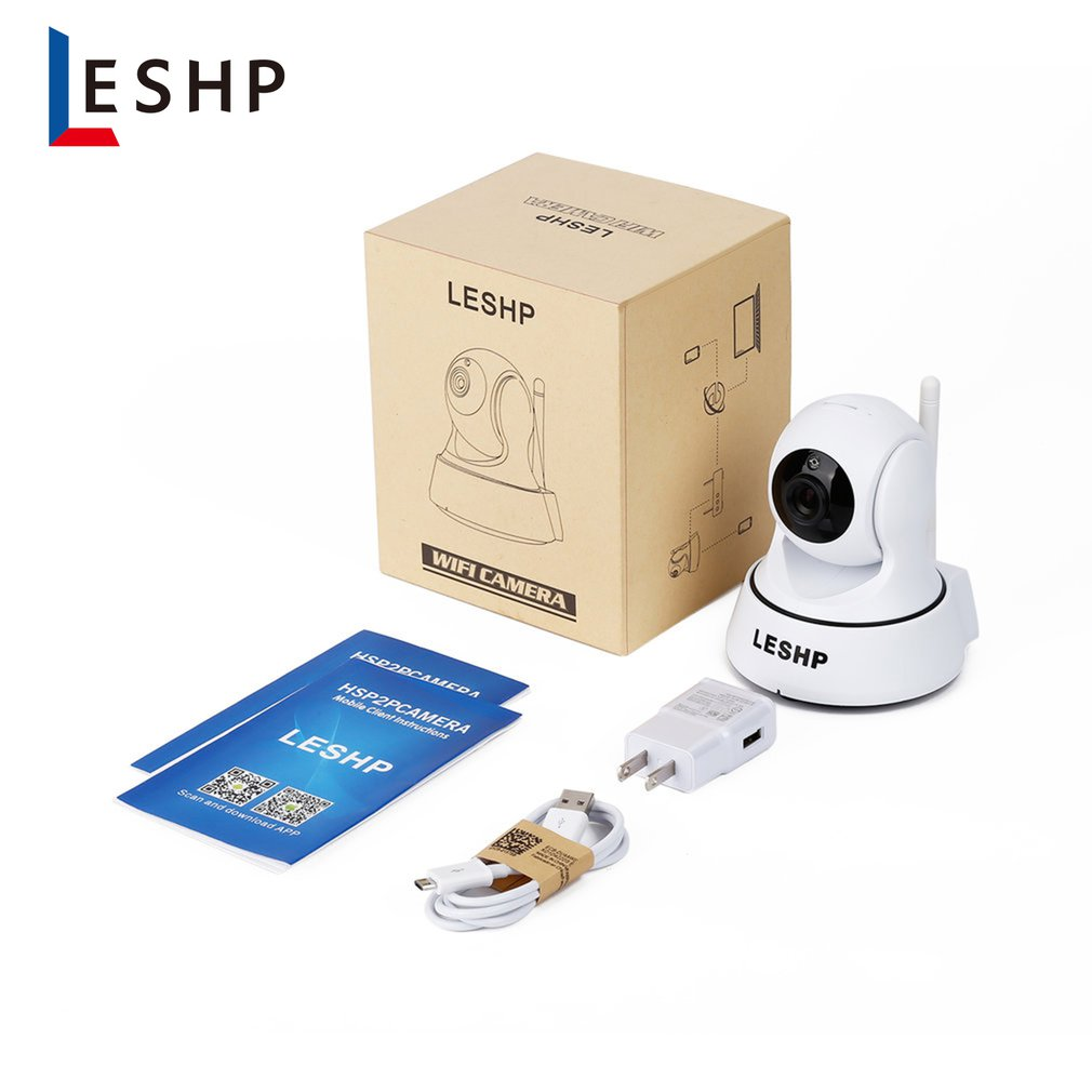5 Вт ip-камера 720P HD Wifi камера сетевая камера наблюдения с ночной версией для помещений USB зарядное устройство P2P домашняя камера