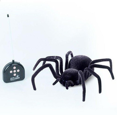RC Robot Spider Black Widow 779