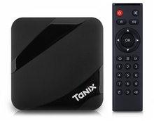 Tx3 tx3 max 2gb 16gb android 9.0 caixa de tv amlogic s905w quad core bt4.1 h.265 4k 30tps 2.4ghz wifi playstore pk mi caixas