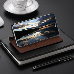 Image 4 - Magnet Natural Genuine Leather Skin Flip Wallet Book Phone Case Cover On For Samsung Galaxy M21 M31 M31s 2020 M 31 21 64/128 GB