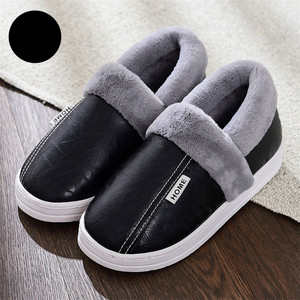 Men Shoes Winter Slippers Home