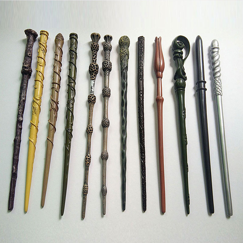 Harry Hermione Granger magic wands coldplay Metal / Iron Core Dumbledore old magic wand boy for adults