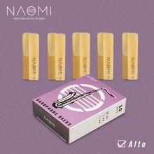 NAOMI 10 stücke/1pack Sax Schilf Festigkeit 2,0 Alto werden Saxophon Schilf Lade Wind Instrument Zubehör NS-04