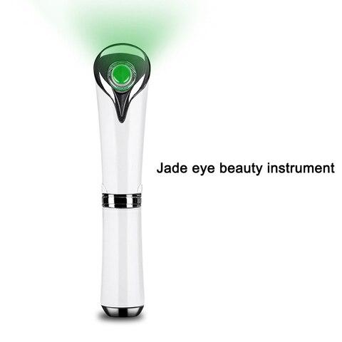 mini eletrica olho massageador caneta vibracao ionica beleza dispositivo rugas olho instrumento bateria energia olho