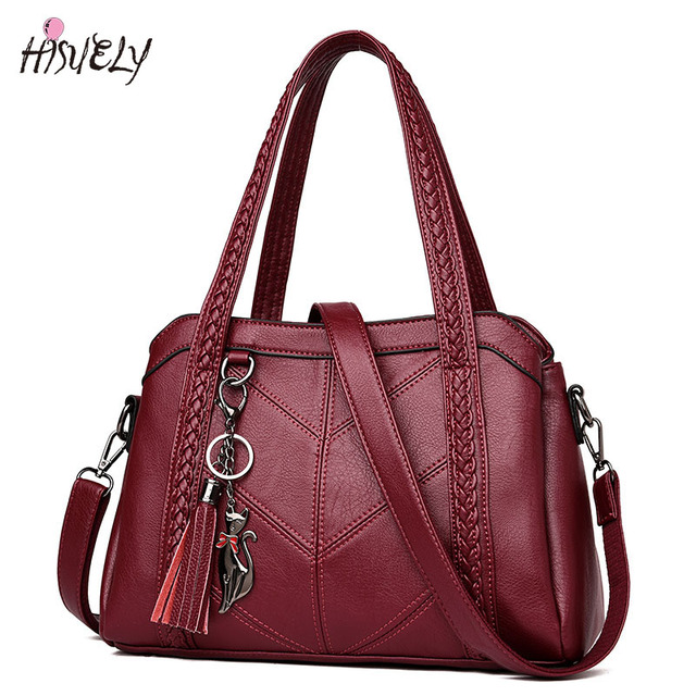 Großhandel Berühmte Designer Damen Tasche 2019 Neue Klassische Marke Damen Tasche, Rindsleder Farbige Platin Tasche Damen Tasche Handtasche Schloss
