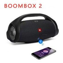 Boombox 2 Draagbare Draadloze Bluetooth Speaker Waterdichte Luidspreker Dynamics Muziek Subwoofer Outdoor Loudspeake Stereo 2