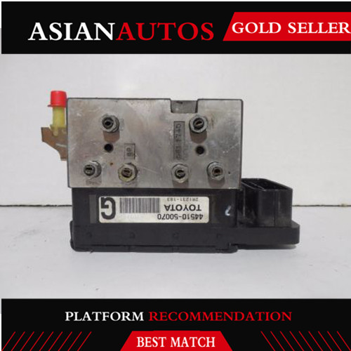 Remanufactured For LEXUS ABS BRAKE ANTI LOCK PUMP ACTUATOR OEM # 2007 2016 44510 50070|ABS/EBS System Parts & Accessories| |  - title=