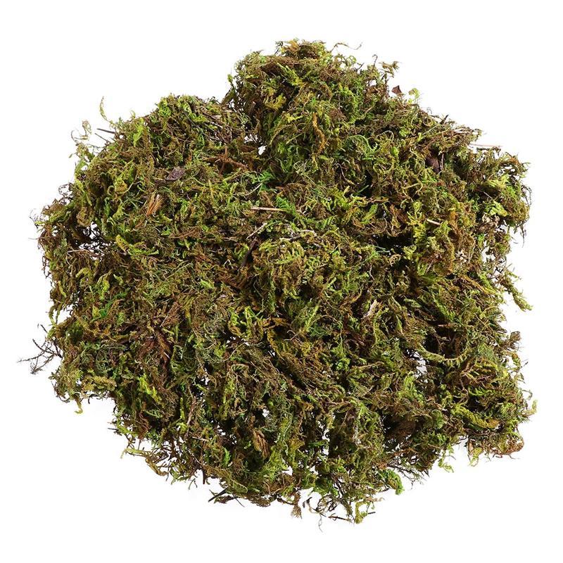 3 paket yapay yosun liken simülasyon sahte yeşil bitkiler ev bahçe veranda dekorasyon 60 g/paket
