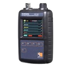 Антенный Анализатор KVE60C 0,5 МГц-60 МГц стоячий волновой импеданс анализ RFID Обнаружение коротких волн талант