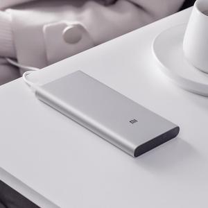 Image 4 - Xiao mi mi Accumulatori e caricabatterie di riserva 3 10000mAh USB C a due Vie carica rapida 18W batteria PLM12ZM mi jia Powerbank per il iPhone XS