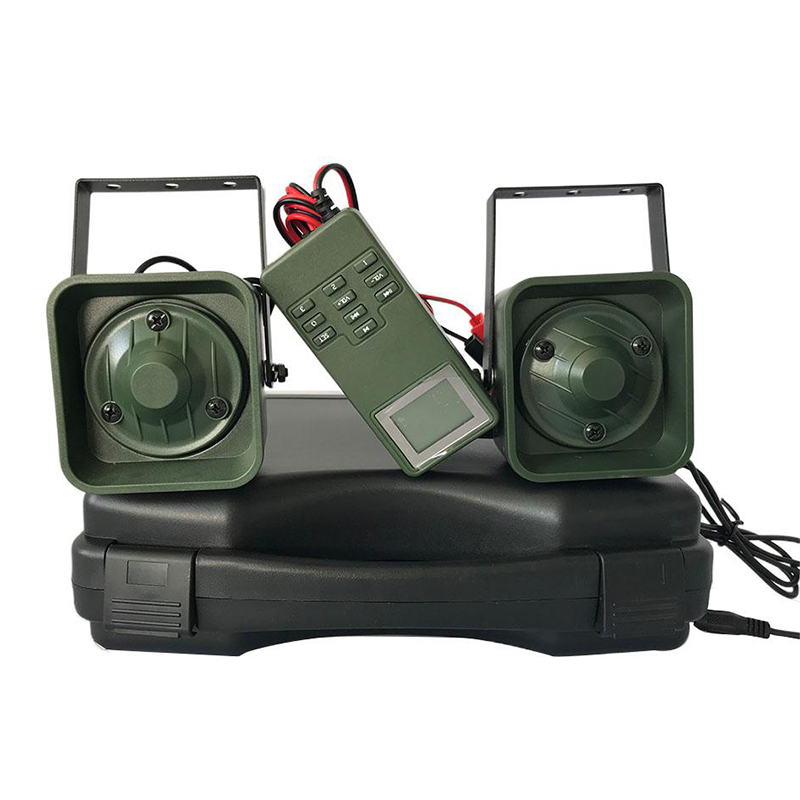 BK1518B 2*50W 150dB Electronic Hunting Bird Caller Sounds Player Hunting Goods Duck Decoy Within 200 Bird Voice Caller