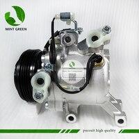 Auto AC Compressor for Daihatsu terios Toyota Passo Boon M3 447280 3150 88320 B1020 4472803150 88320B1020 447190 6121 4471602270