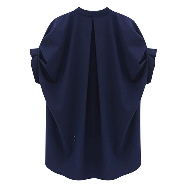 cuff sleeve v neck great top 3