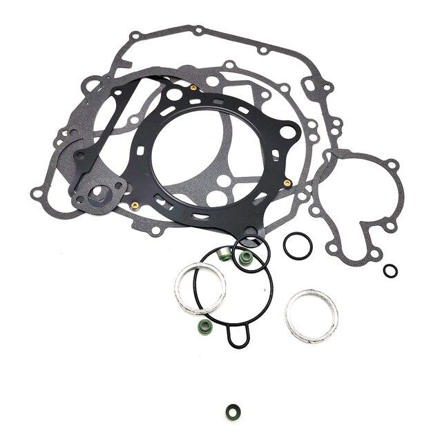 Motorrad Motor Teile Komplette Zylinder Dichtungen Kit für POLARIS PREDATOR 500 2003 2004