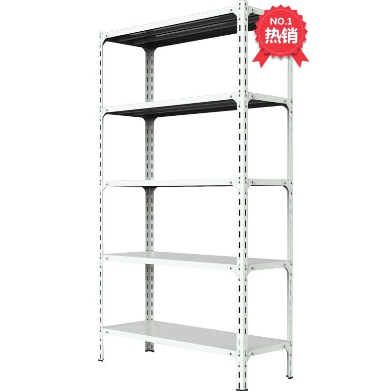 Large Combination Small Factory Assembled Storage Shelf Multilayer Storage Floor Warehouse Storage Five-Tier Show And