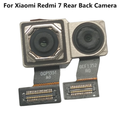 Azqqlbw для Xiaomi Redmi 7 основная задняя камера Модуль гибкий кабель для Xiaomi Redmi 7 задняя камера Запасные Запчасти для ремонта