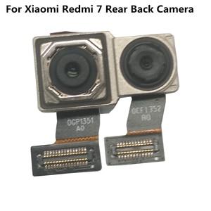Image 1 - Azqqlbw For Xiaomi Redmi 7 Rear Back Main Camera Module Flex Cable For Xiaomi Redmi 7 Back Camera Replacement Repair Parts