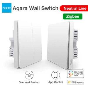 Xiaomi Aqara Wall Switch ZigBe